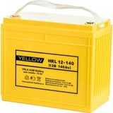 Аккумулятор YELLOW HRL12-140 ( 12V 140Ah / 12В 140Ач ) - фотография
