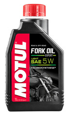 Вилочное масло MOTUL Fork Oil Expert Light 5W