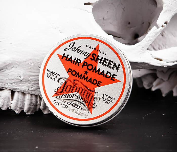 CARE104 Помада Johnny's Chop Shop с сильной фиксацией для укладки волос (75 мл)