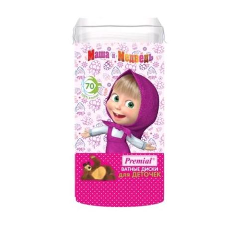 Bumfa Group Premial Ватные диски для детской гигиены