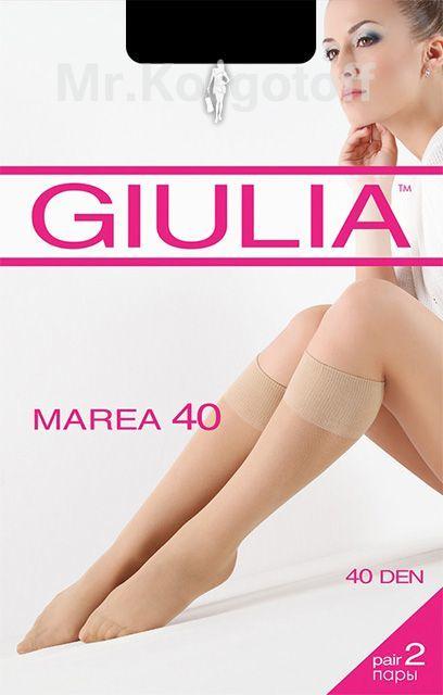 Гольфы Giulia Marea Lycra 40 (2 пары)