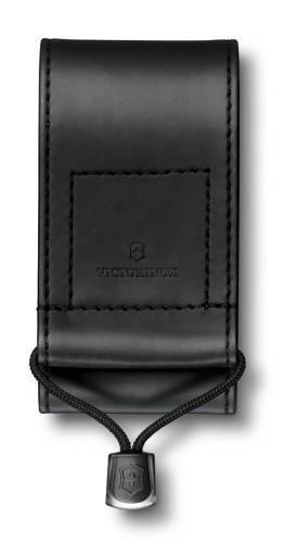 Чехол из искусственной кожи, черный, для Swiss Officers Knife 91 и 93 мм толщиной 5-8 уровней