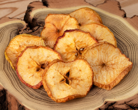 фруктовые чипсы яблочные купить