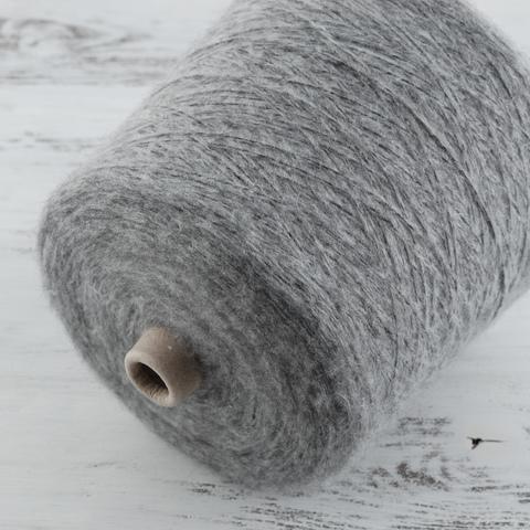 FLEECY, серый мышиный (100 г)