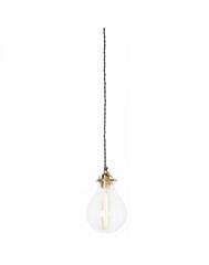 Droppe lines Подвесной светильник (стекло - прозрачное)