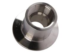 Переходник CLAMP 1,5- внутренняя резьба 1 дюйм