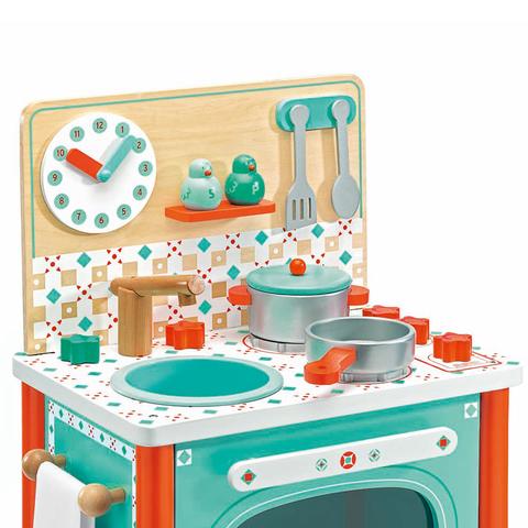 Сюжетно-ролевая игра «Маленький завтрак»