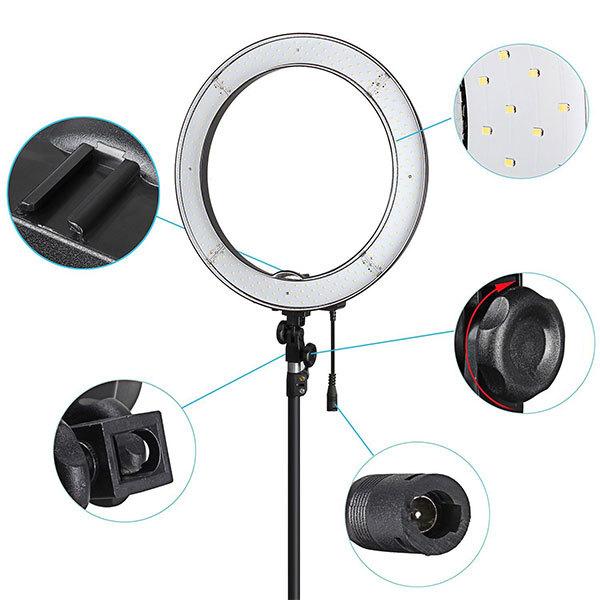 Кольцевые лампы Кольцевая лампа OKIRA LED RING 240 Кольцевая-лампа-OKIRA-LED-RING-240-2.jpg