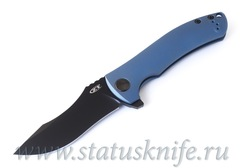 Нож Zero Tolerance 0920 BLUBLK ZT0920BLUBLK Les George
