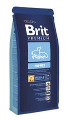 Корм для щенков всех пород Brit Premium Puppies