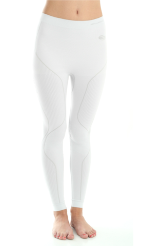 Термобелье кальсоны женские Brubeck Thermo (LE10950) белые