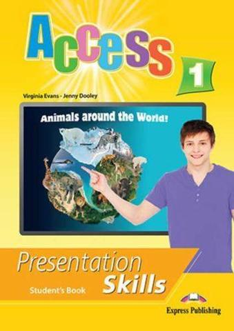 Access 1. Presentation skills. Student's book. Учебник