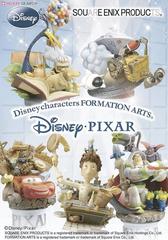Disney Formation Arts Pixar