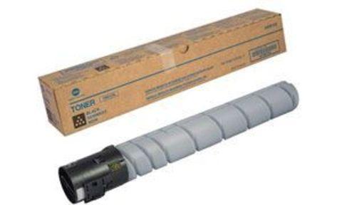 Тонер TN-221K для Konica Minolta bizhub C227, черный. Ресурс 24 000 стр. (A8K3150)