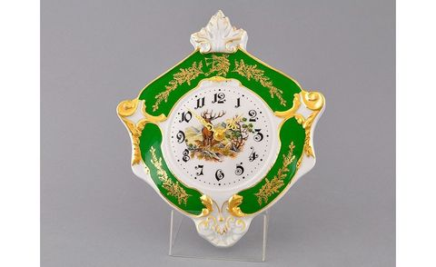 Часы настенные гербовые 27см Мэри-Энн Leander