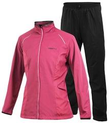 Женский костюм для бега Craft Active Wind Pink (1902211-2477)