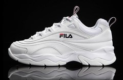 Fila Ray Folder White