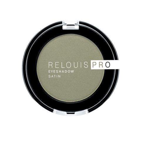 Тени для век Relouis Pro Eyeshadow Satin тон 35 Green Tea