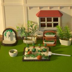 Набор «огород» Happy family 012-06B