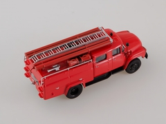 ZIL-130 AC-30(130)63A  fire engine red  1:43 AutoHistory