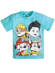 BK002F-4 футболка для мальчиков, голубая