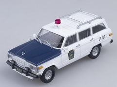 Jeep Wagoneer State Pennsylvania USA 1:43 DeAgostini World's Police Car #39