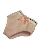 Трусы - Розовый. Одежда для кукол, пупсов и мягких игрушек.