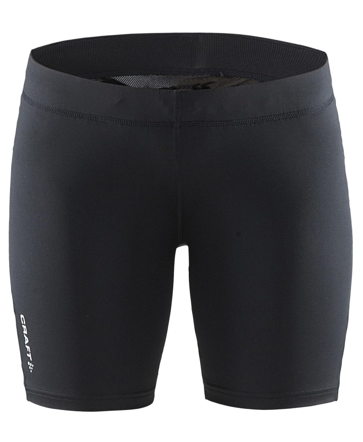Женские спортивные шорты Craft Devotion Run (1903195-9999) черный