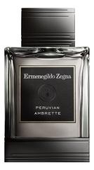 Ermenegildo Zegna Peruvian Ambrette