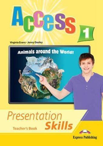 Access 1. Presentation skills. Teacher's book. Книга для учителя