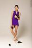 Юбка Тянется colour | фиолетовый