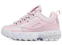 Женские Кроссовки Fila DISRUPTOR 2 Pink White