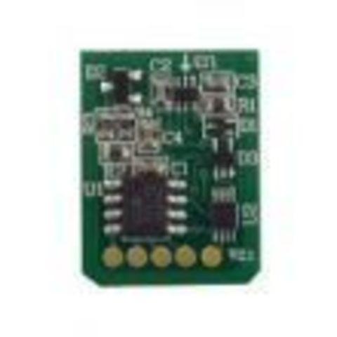 Чип OKI MC851/MC861 голубой 7300 страниц. Chip OKI MC851/MC861 cyan 7,3k (Чип OKI 44059172)