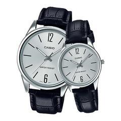 Парные часы Casio Standard: MTP-V005L-7B и LTP-V005L-7B