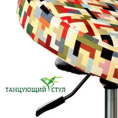 производство стульев Танцующий офисный стул для офиса хром ортопедический для руководителя