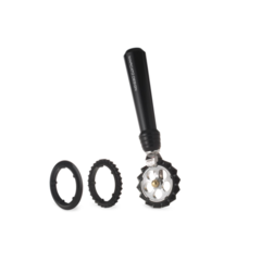 Marcato Marcato pasta cutting wheel black