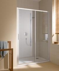 Душевая дверь Kermi CADA XS CKG2R 1370-1410-2000 раздвижная с панелью
