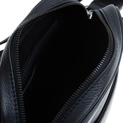 Сумка через плечо мужская Hexagona Ligne Encore black, France, фото 5