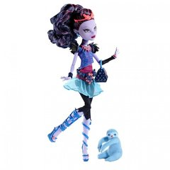 Школа Монстров Monster High Джейн Булитл с питомцем (BLW02)