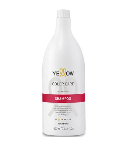Шампунь Еллоу защита цвета для волос 1500мл
