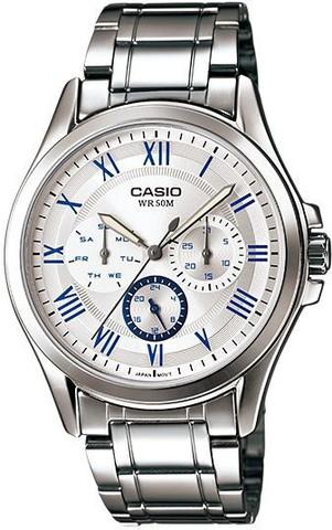Купить Наручные часы CASIO MTP-E301D-7B2VDF по доступной цене