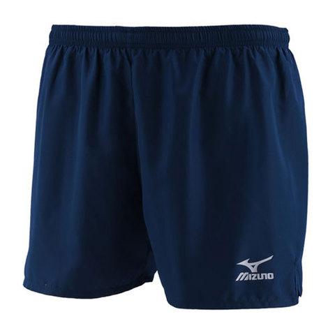 Шорты л/а мужские Mizuno Woven Square Short 202 темно-синие