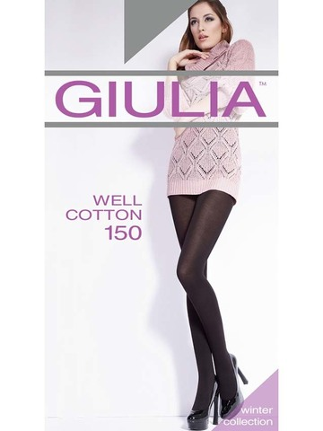 Колготки Well Cotton 150 Giulia