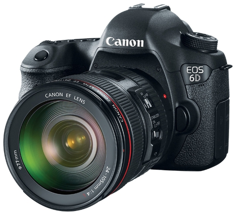 Canon EOS 6D Kit EF 24-105mm f/4L IS USM