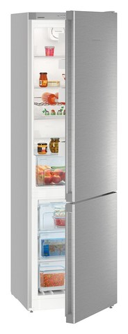 Двухкамерный холодильник Liebherr CNPef 4813
