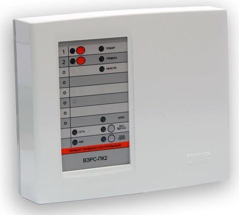 Прибор приемно-контрольный ВЭРС-ПК2П