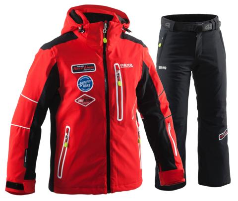 8848 ALTITUDE CHALLENGE-TRACK детский горнолыжный костюм