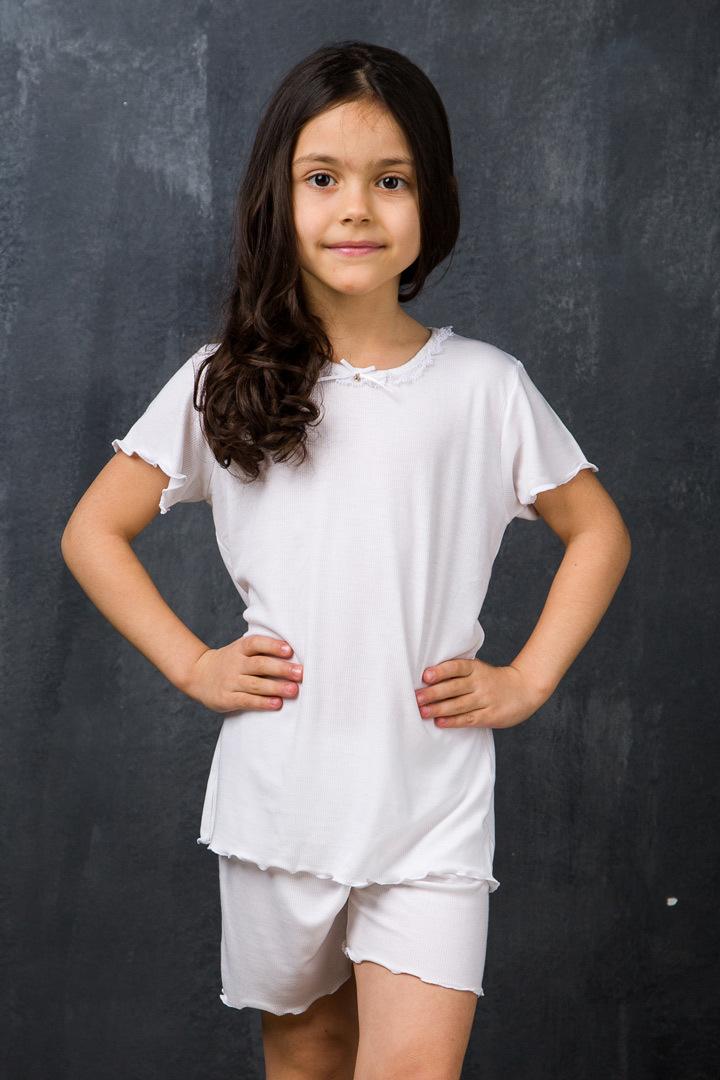 Детская пижама с шортами Story Loris (Для девочек)