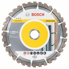 Алмазный диск Bosch Best for Universal 180х22,23 мм