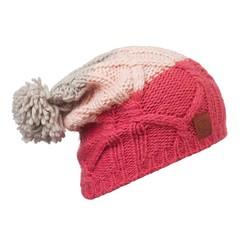 Длинная вязаная шапка Buff Braid Paradise Pink